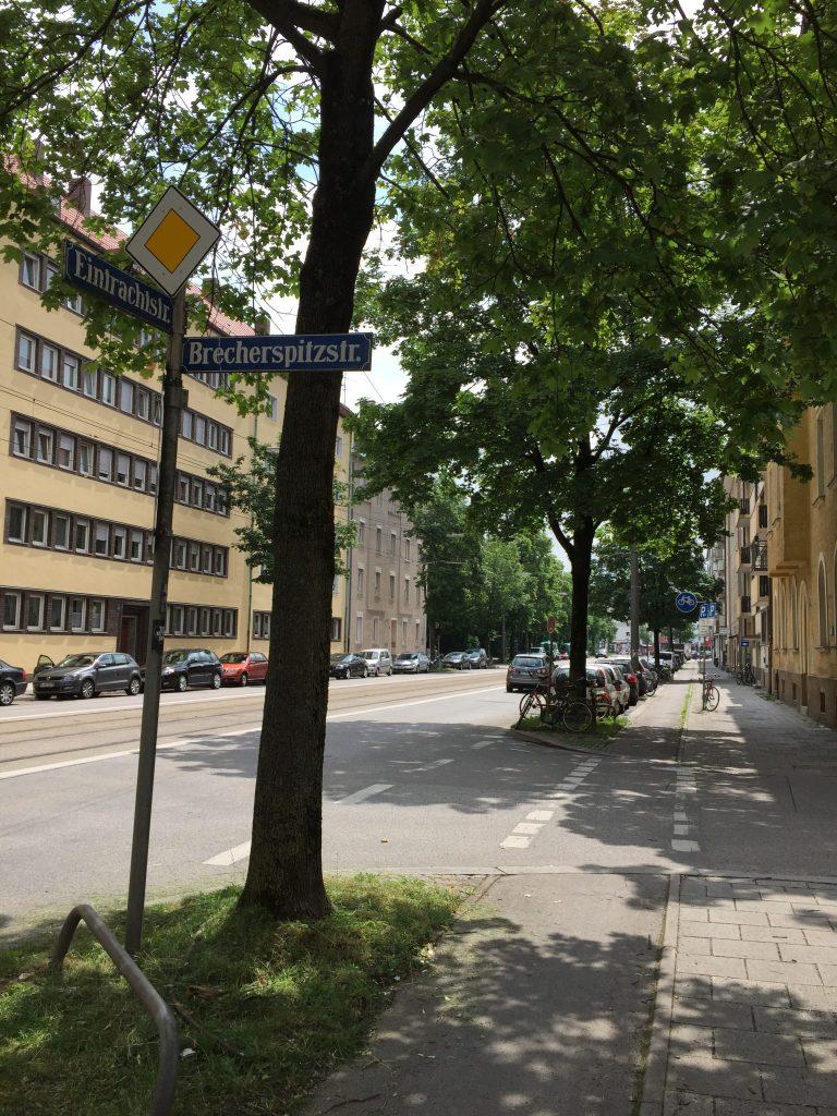 Brecherspitzstraße