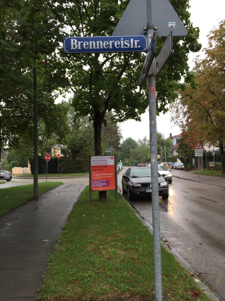 Brennereistraße