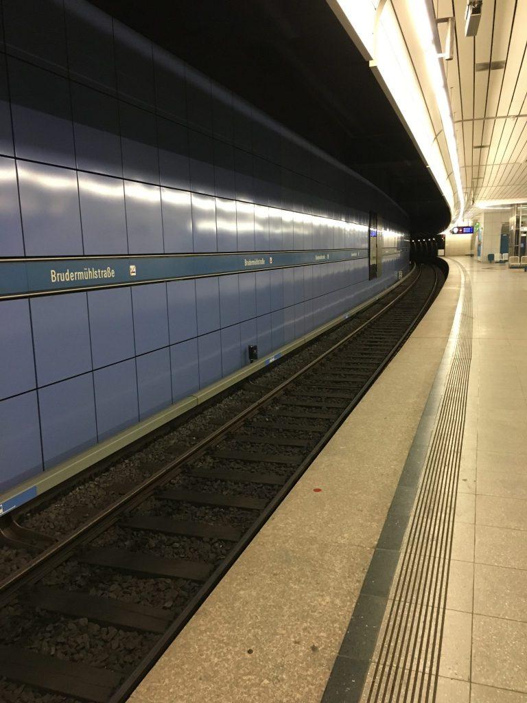 Brudermühlstraße U-Bahn