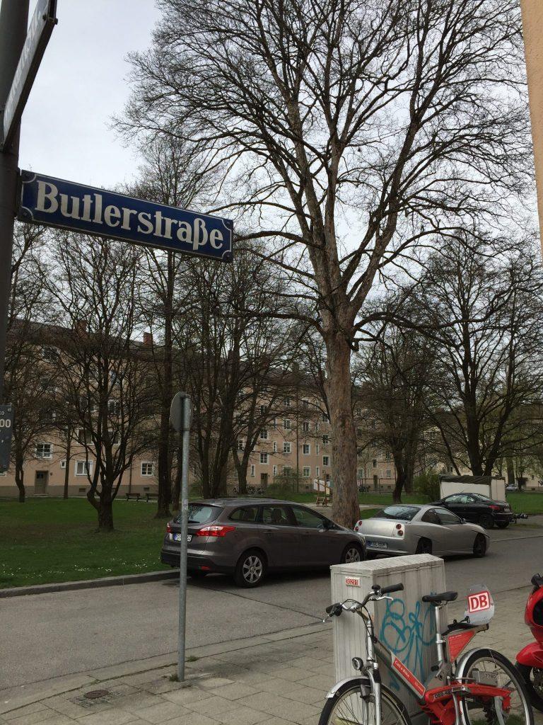 Butlerstraße