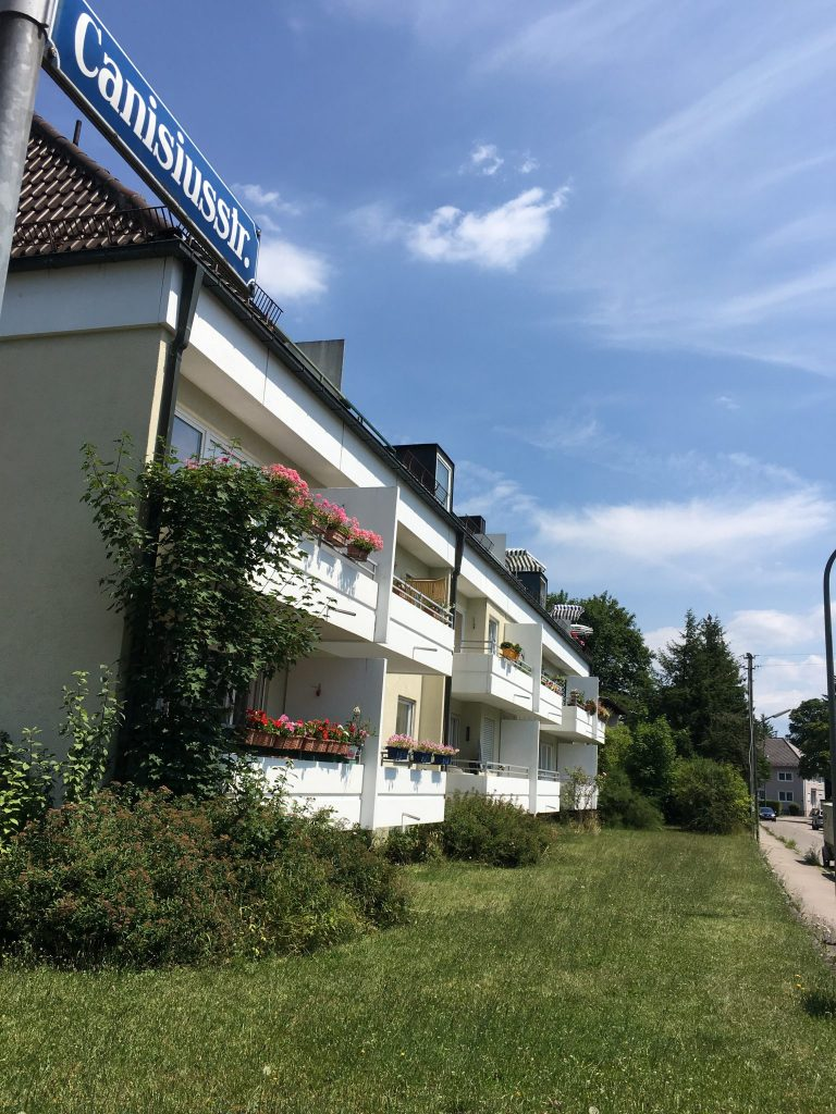 Canisiusstraße