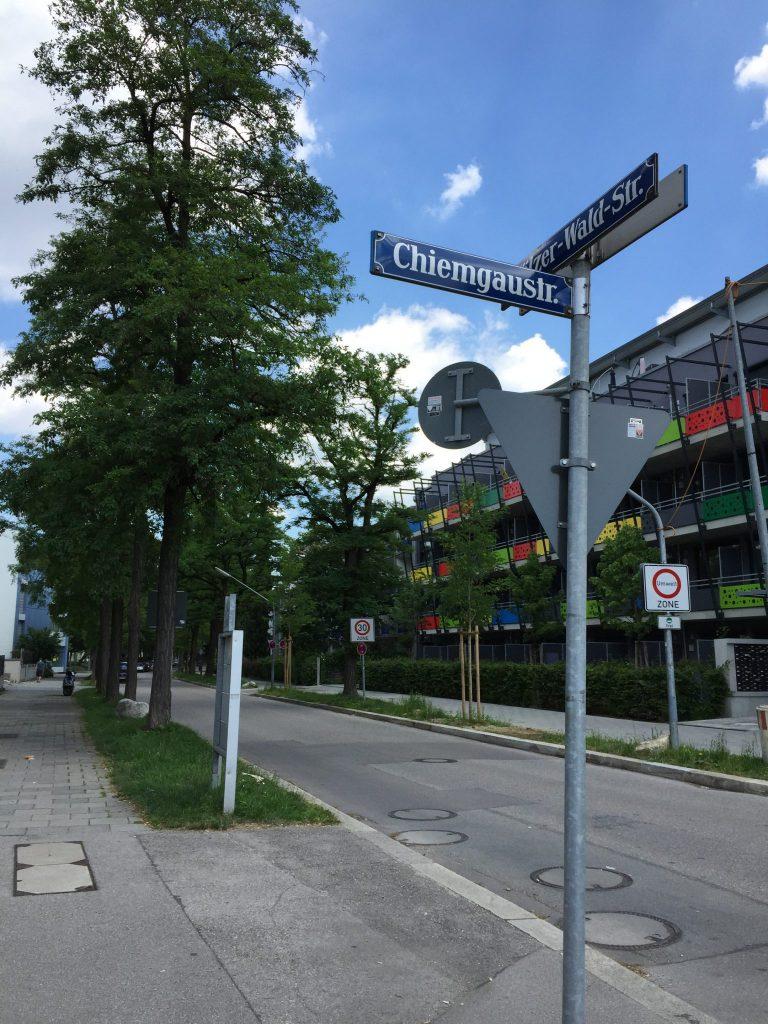 Chiemgaustraße