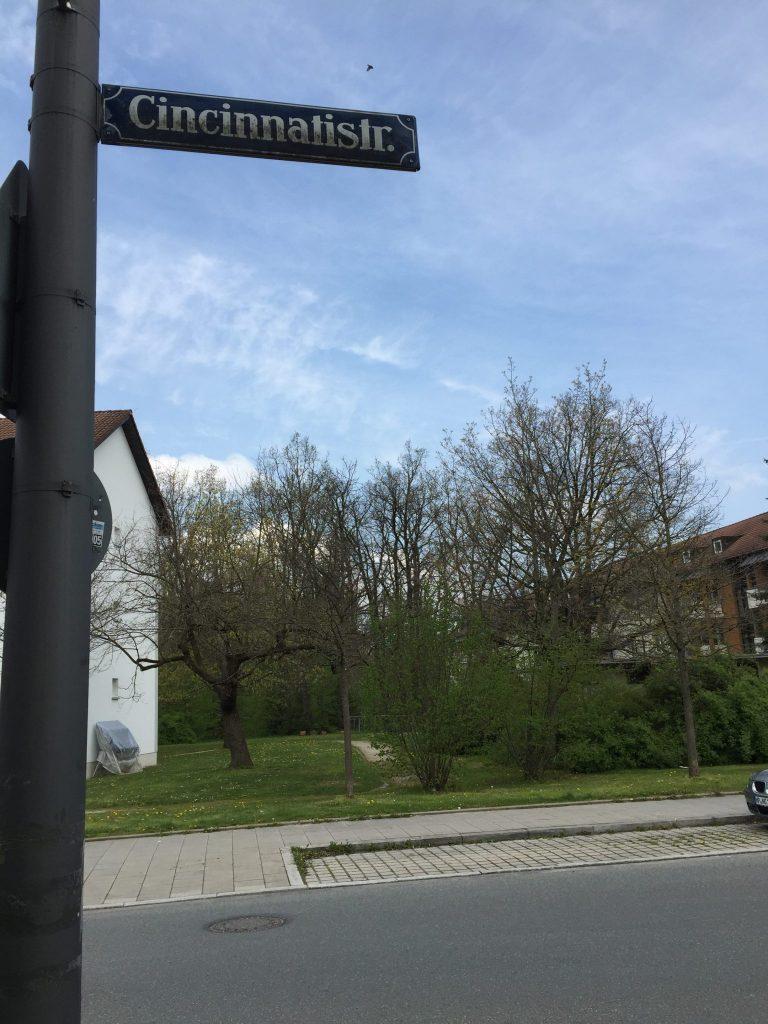 Cincinnatistraße