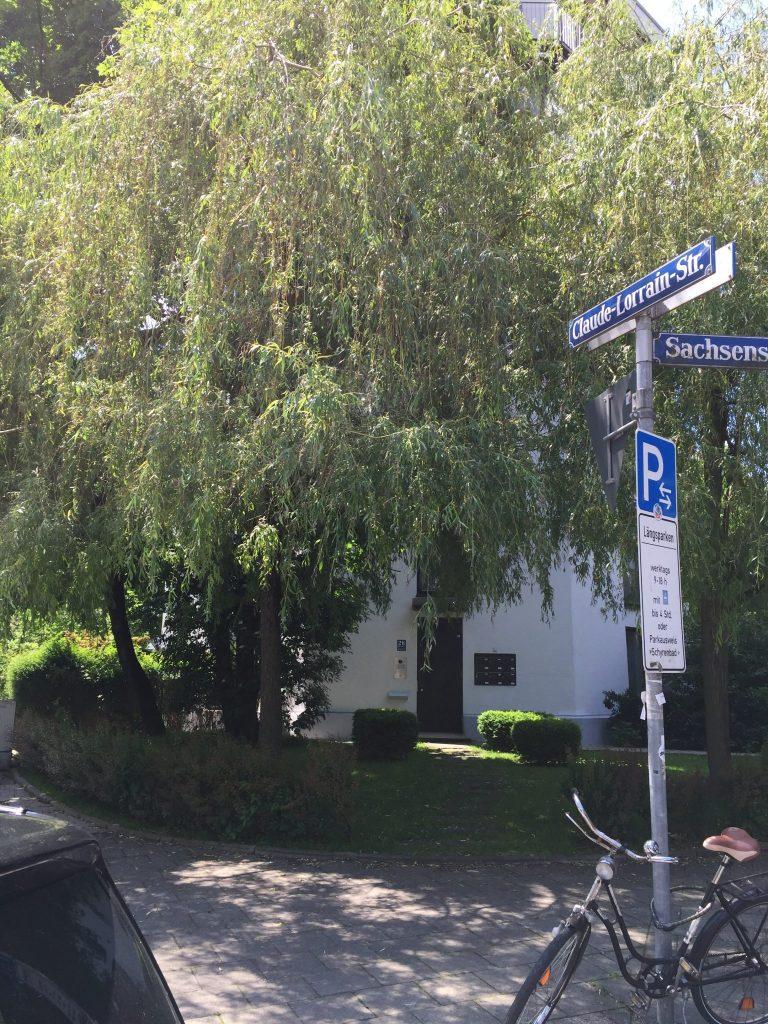 Claude-Lorrain-Straße