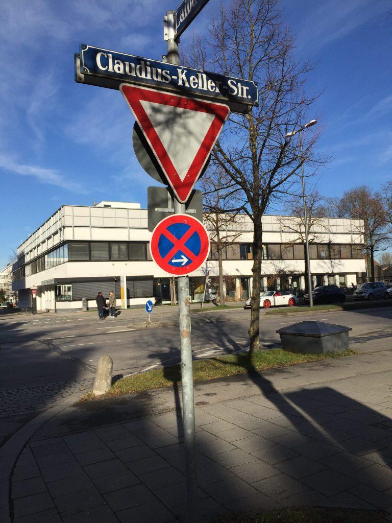 Claudius-Keller-Straße