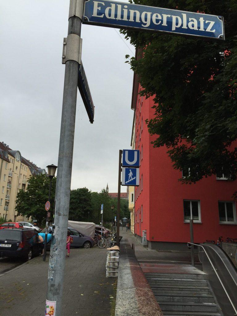 Edlingerplatz