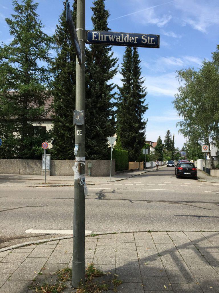Ehrwalder Straße