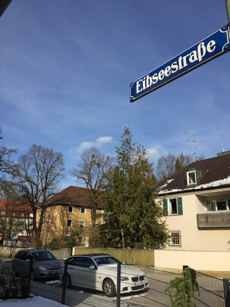 Eibseestraße