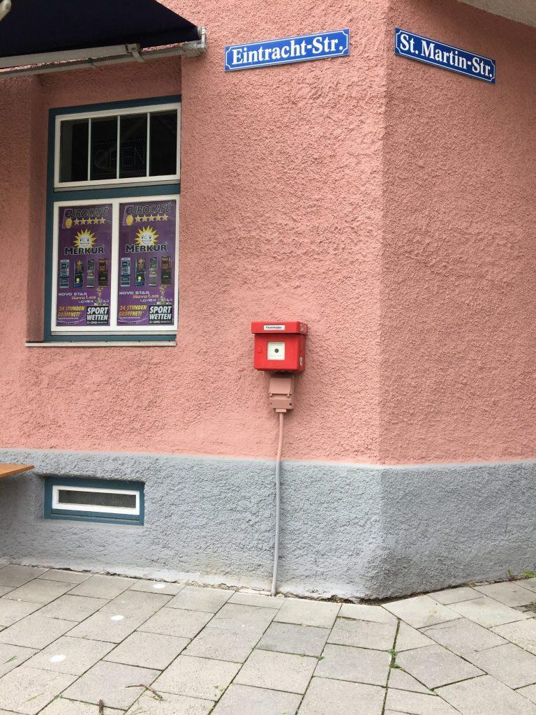 Eintrachtstraße