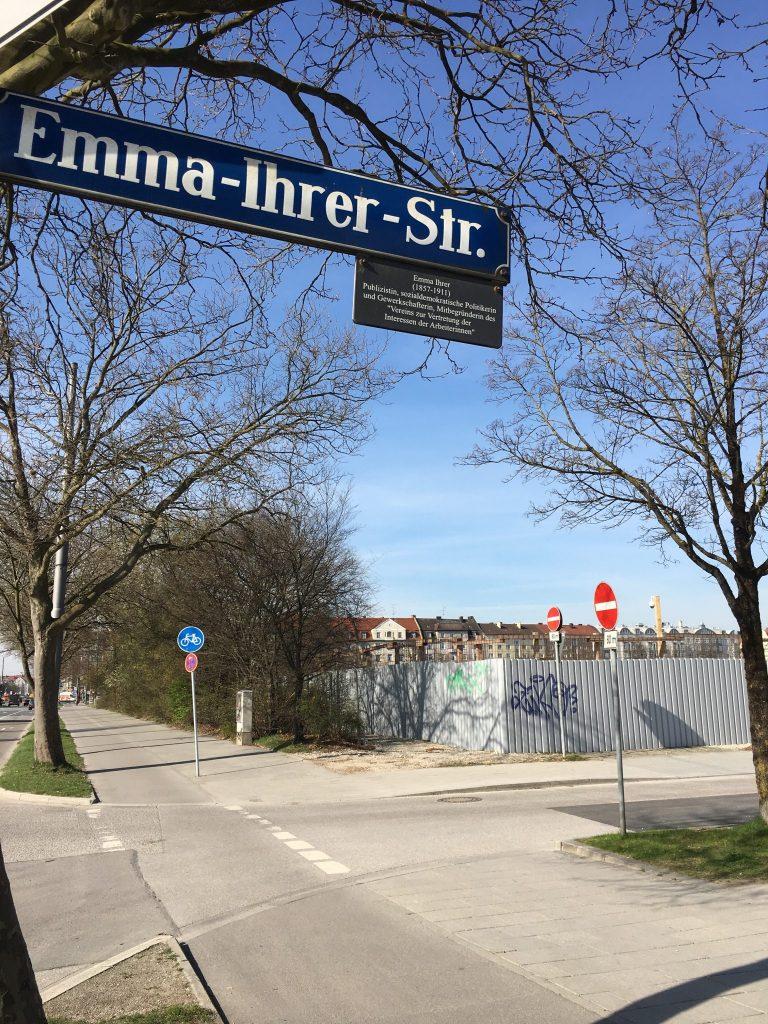 Emma-Ihrer-Straße
