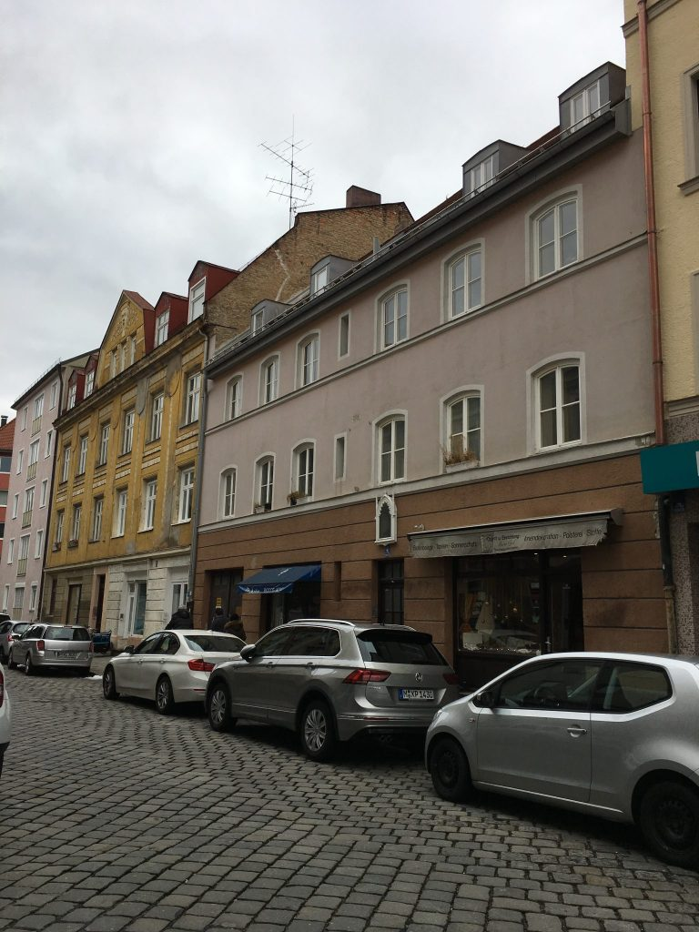 Entenbachstraße