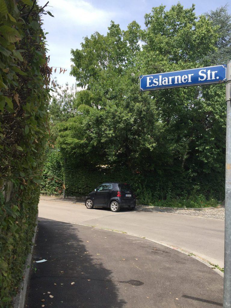 Eslarner Straße