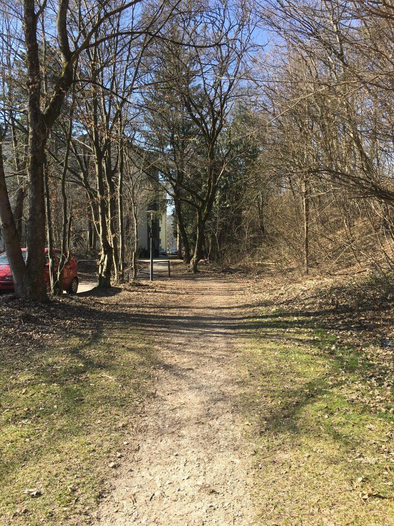 Grünanlage Oberer Hofanger