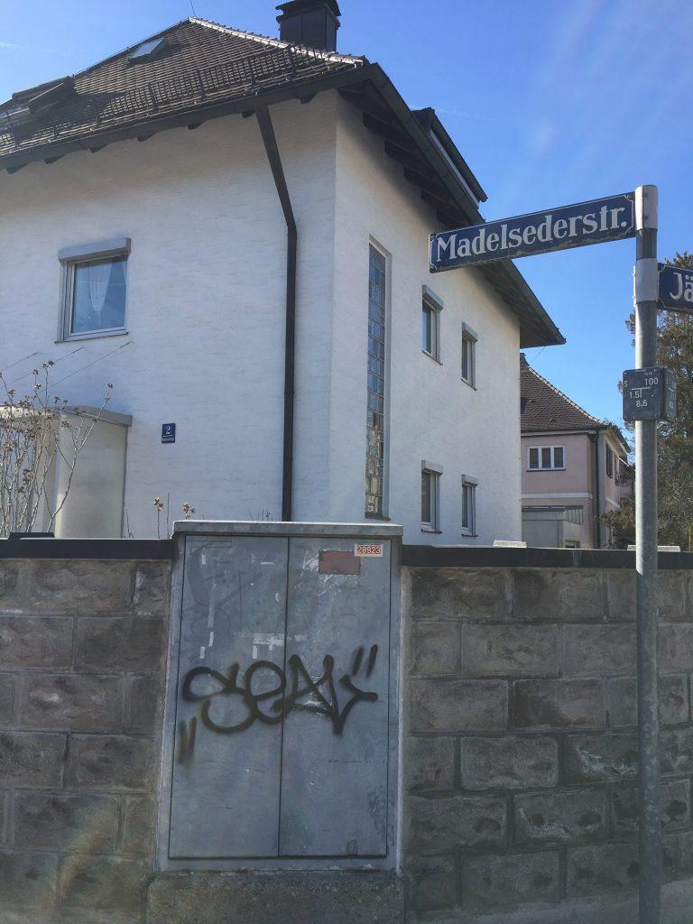 Madelsederstraße