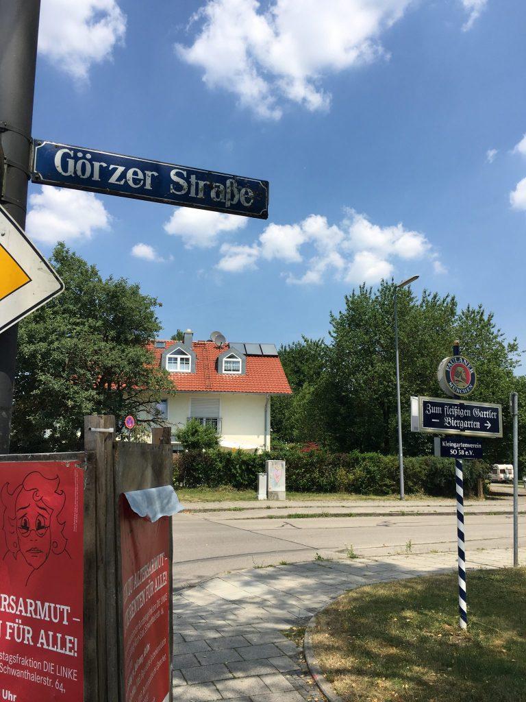 Görzer Straße