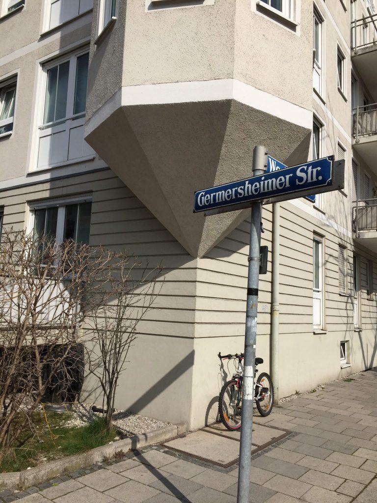 Germersheimer Straße