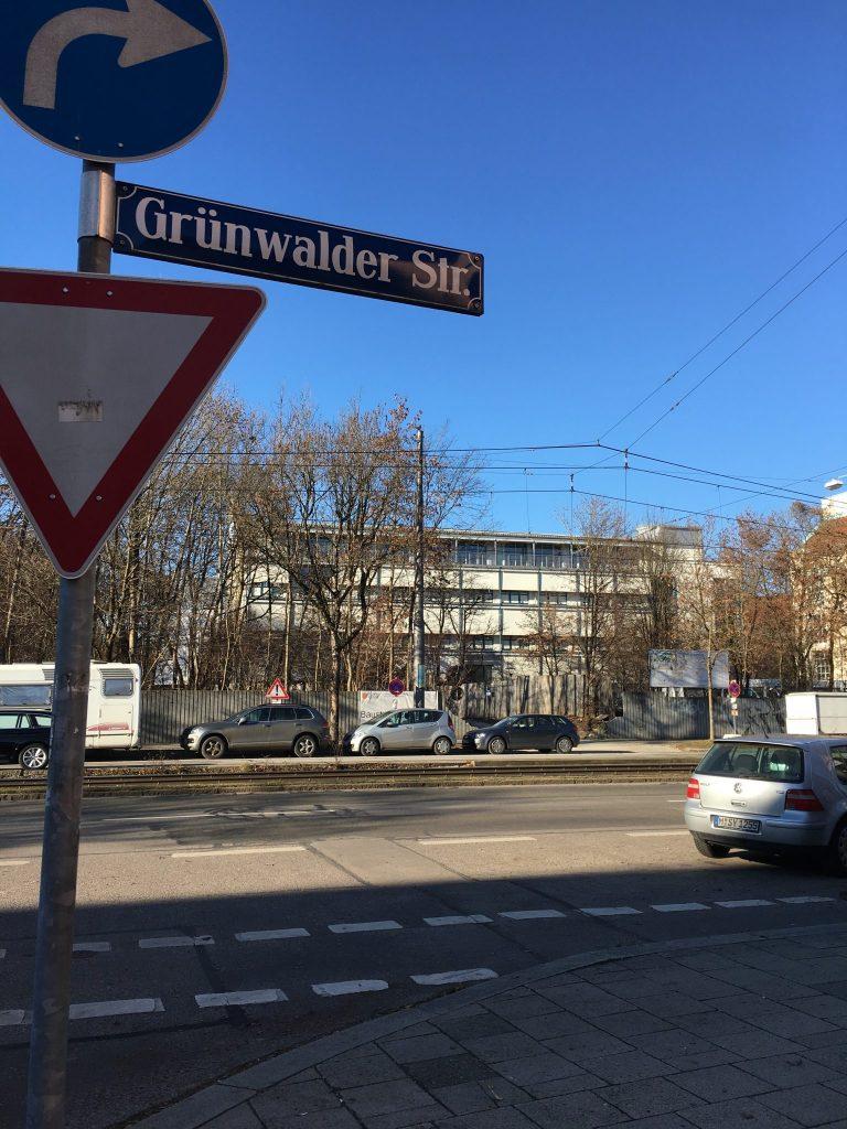 Grünwalder Straße