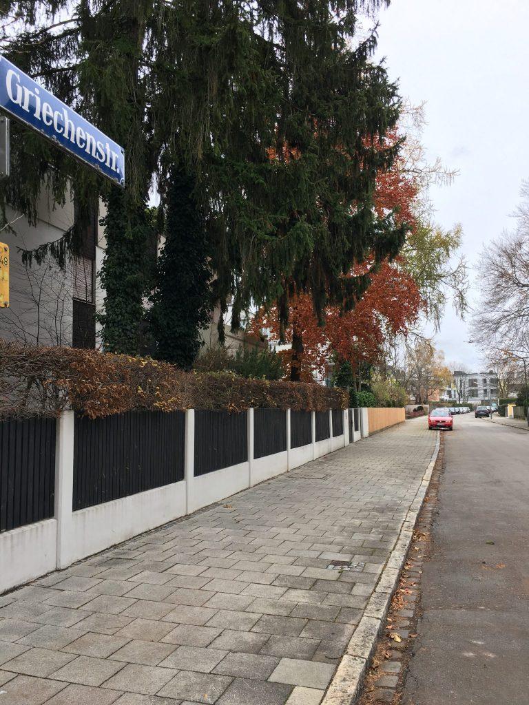 Griechenstraße