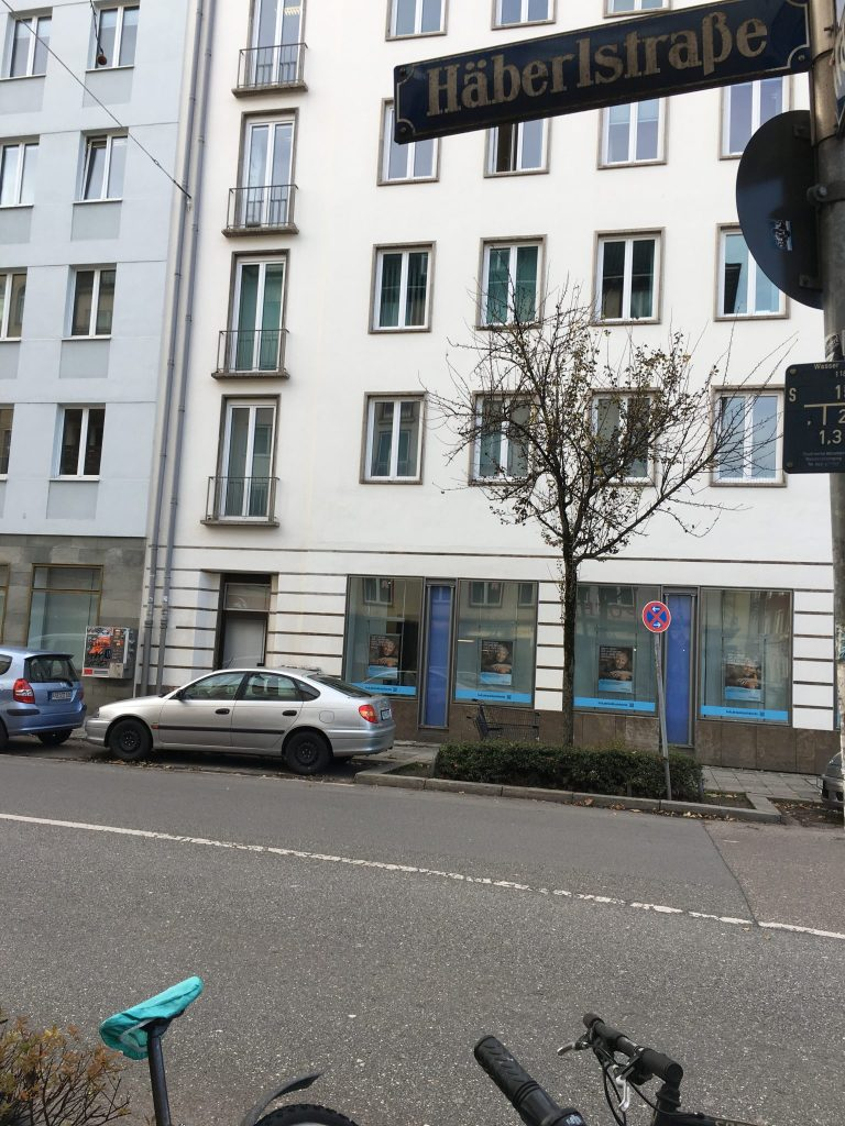Häberlstraße