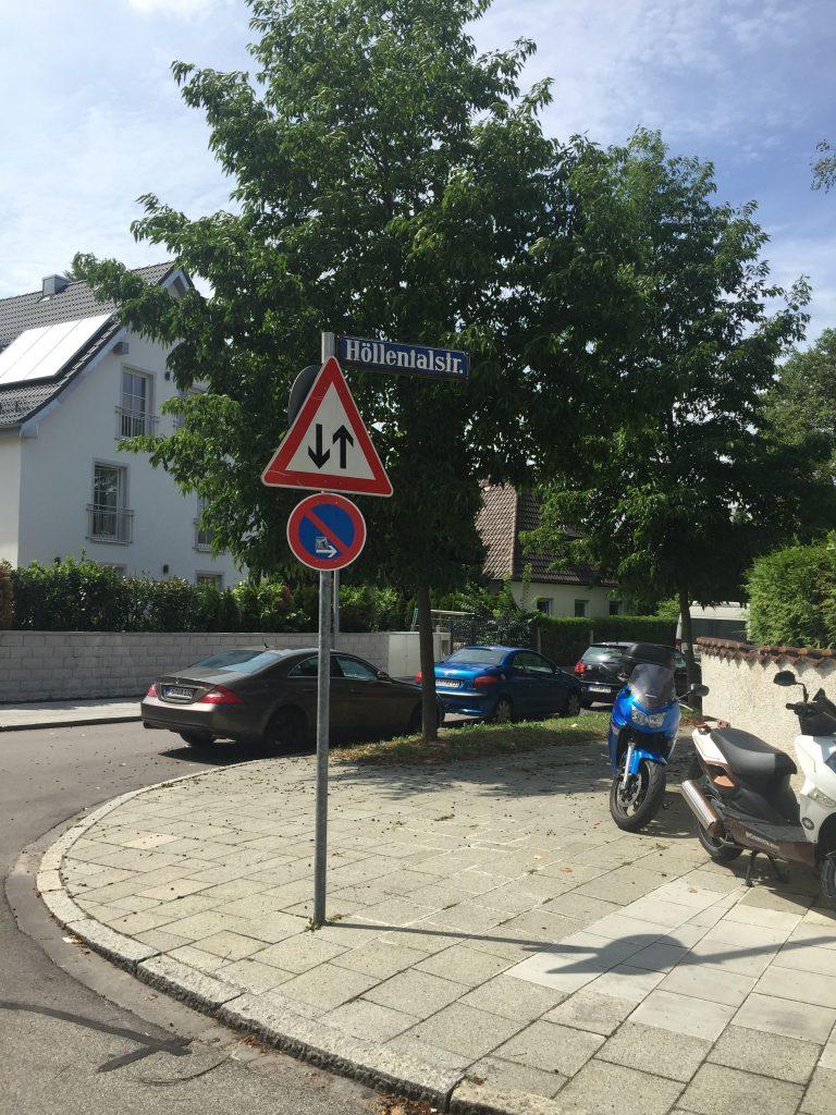Höllentalstraße