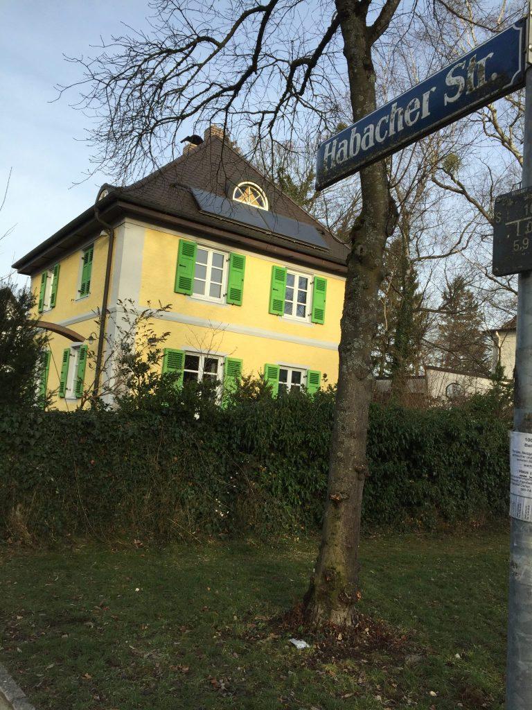 Habacher Straße