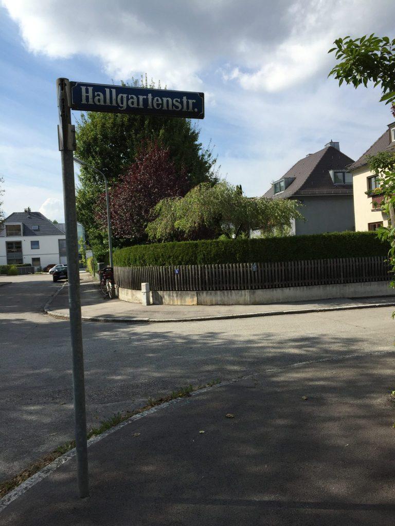 Hallgartenstraße