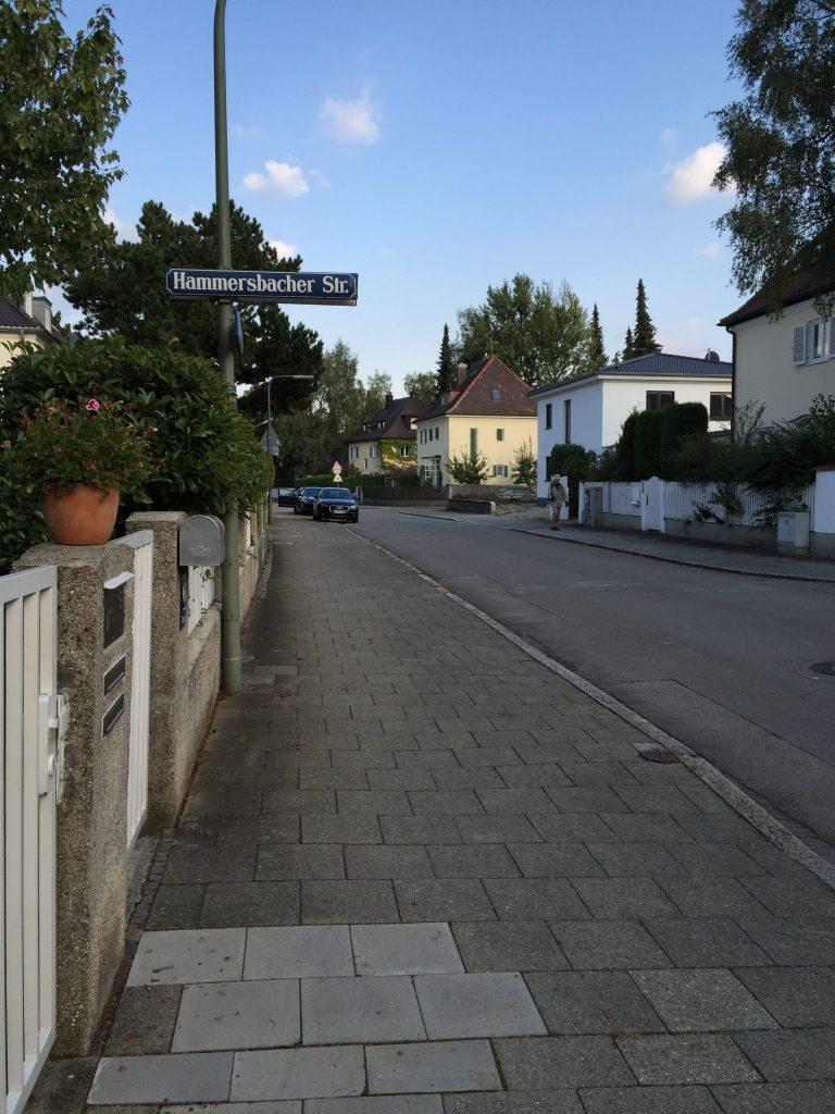 Hammersbacher Straße