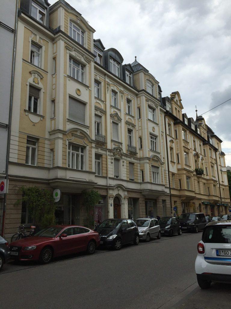 Hans-Sachs-Straße