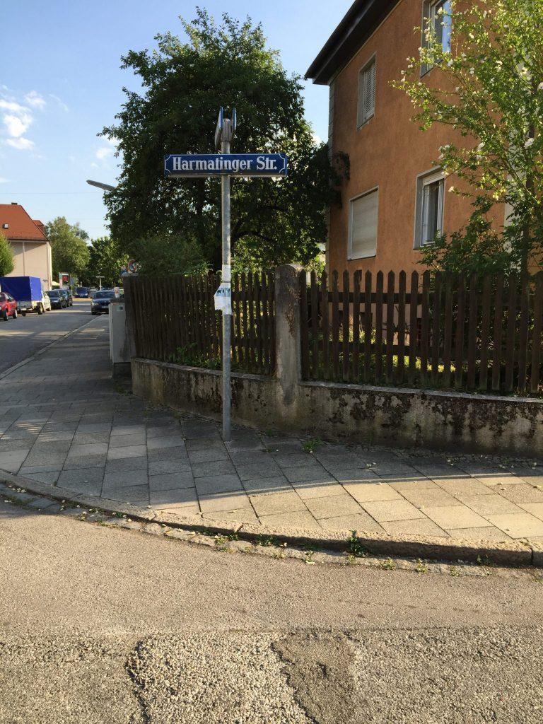 Harmatinger Straße