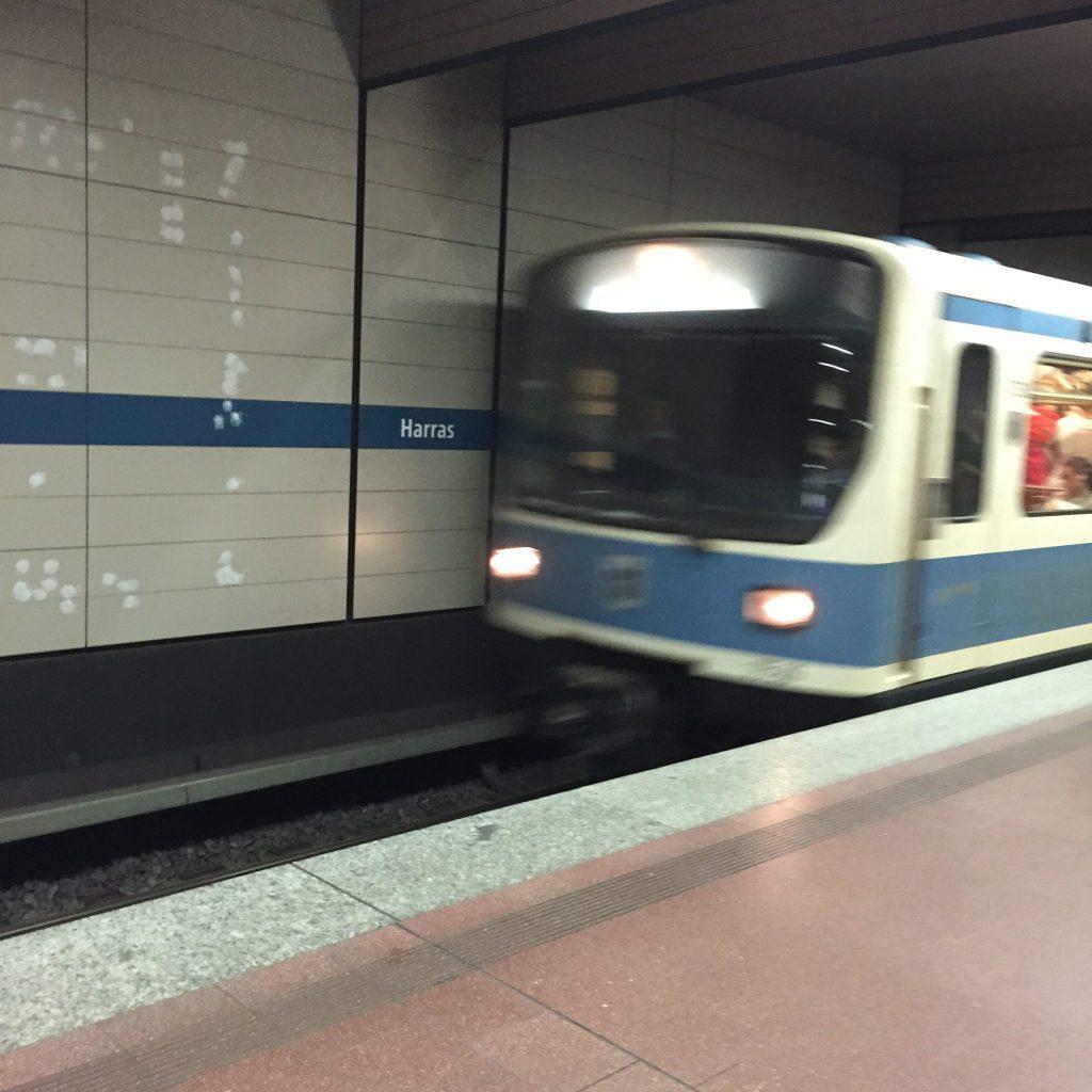 Am Harras - U-Bahn Harras
