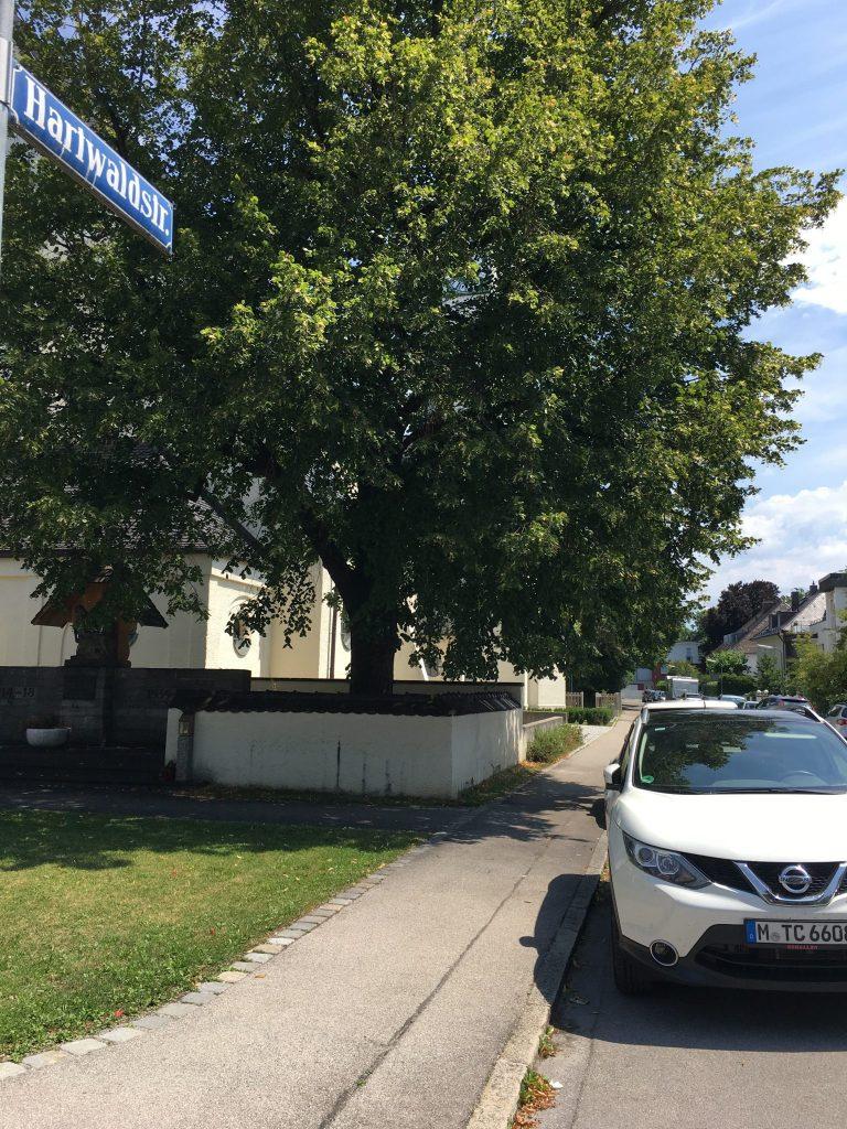 Hartwaldstraße