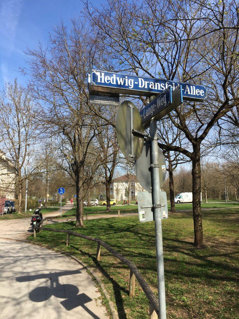 Hedwig-Dransfeld-Allee