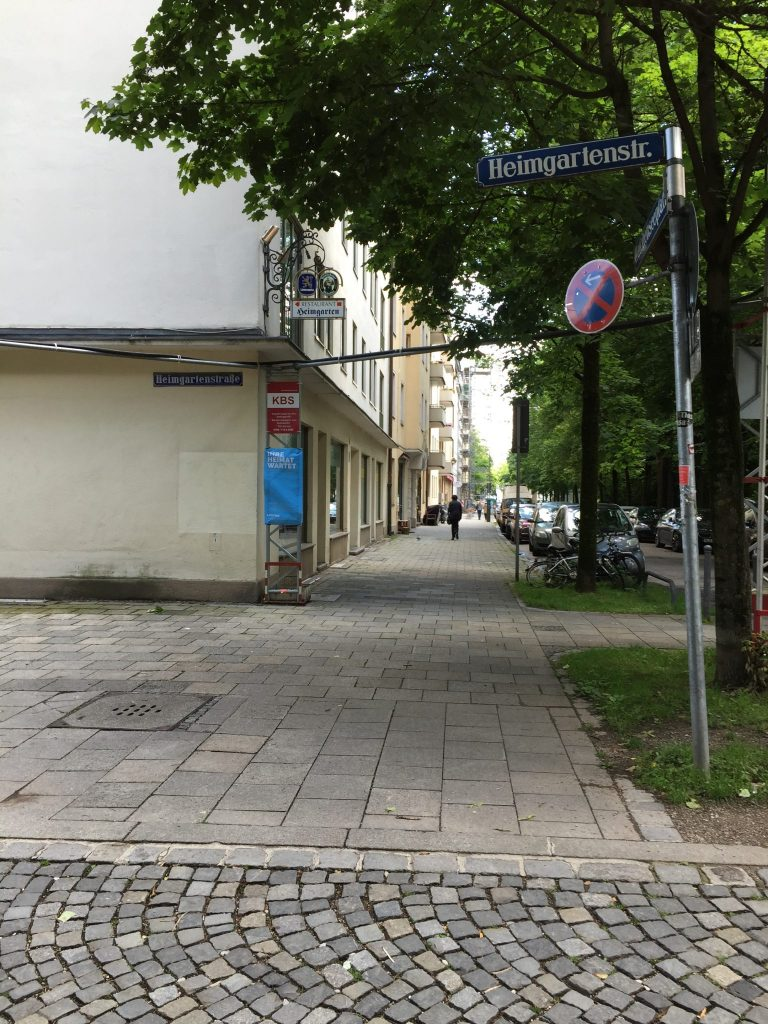 Heimgartenstraße