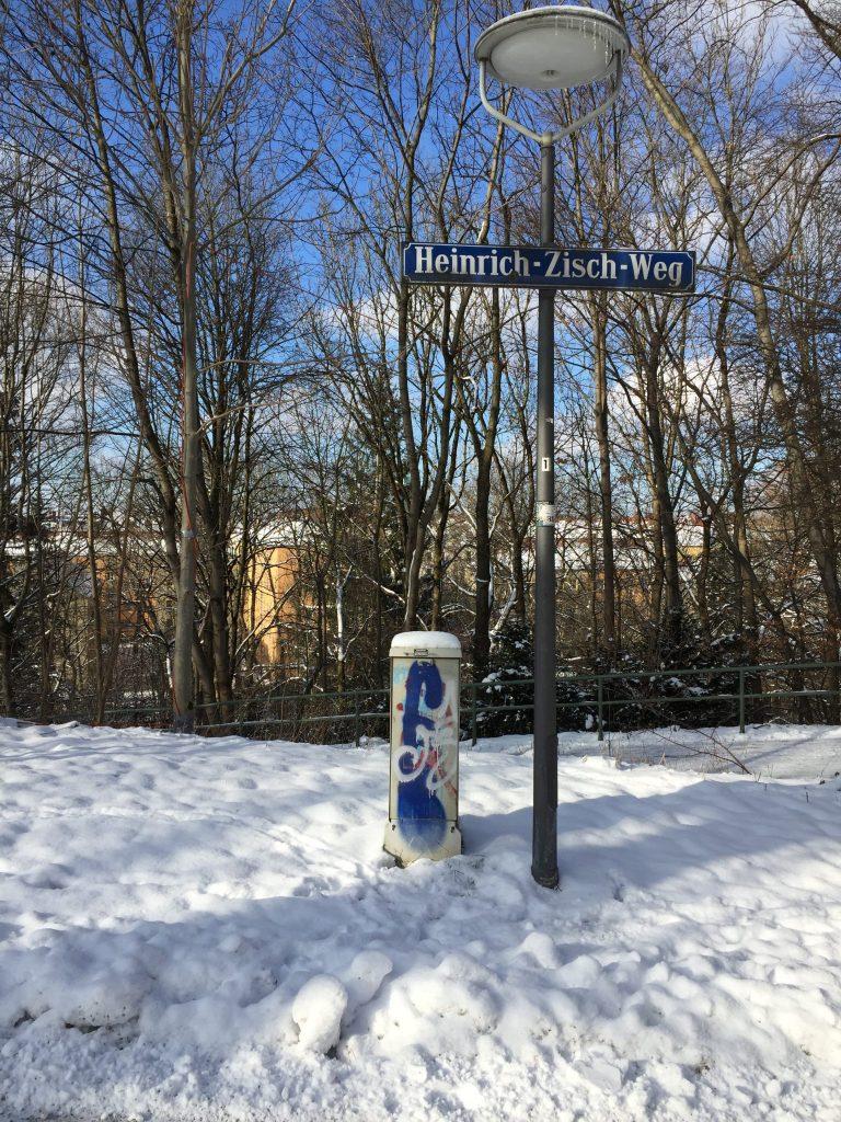 Heinrich-Zisch-Weg