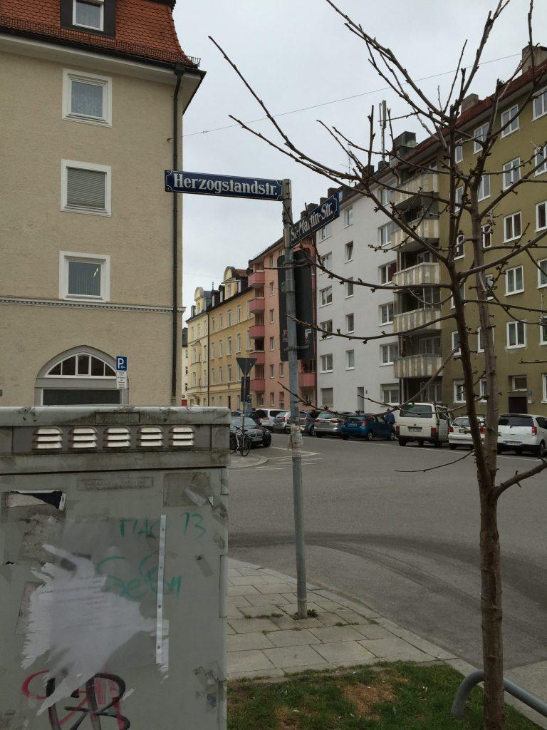 Herzogstandstraße