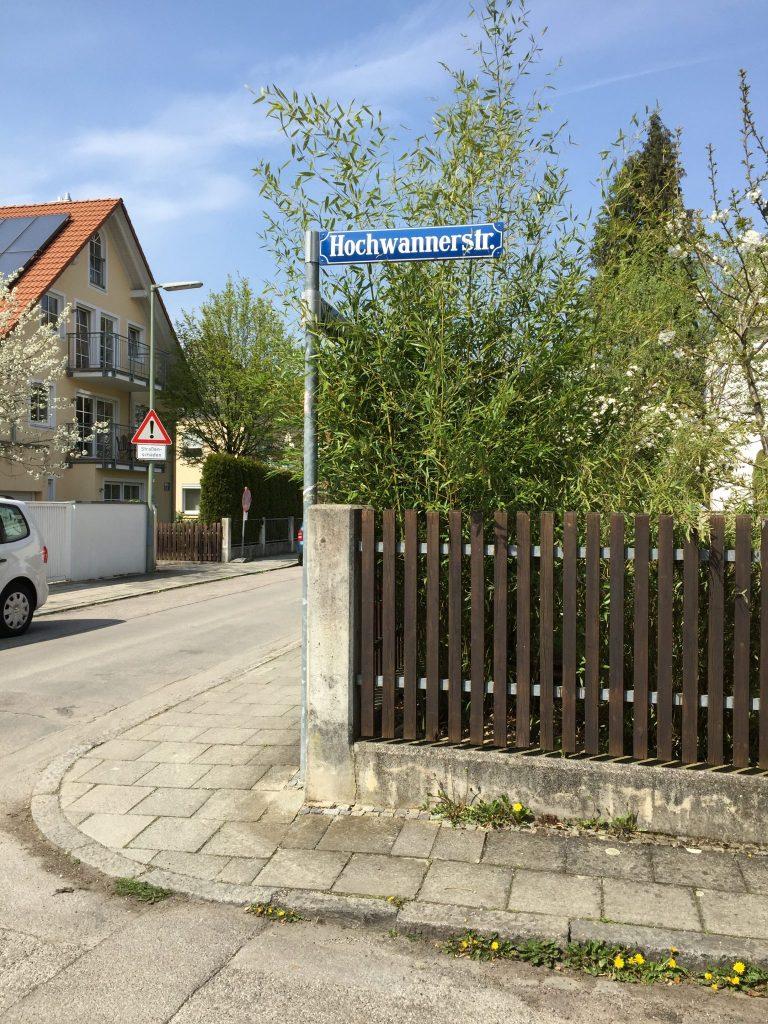Hochwannerstraße