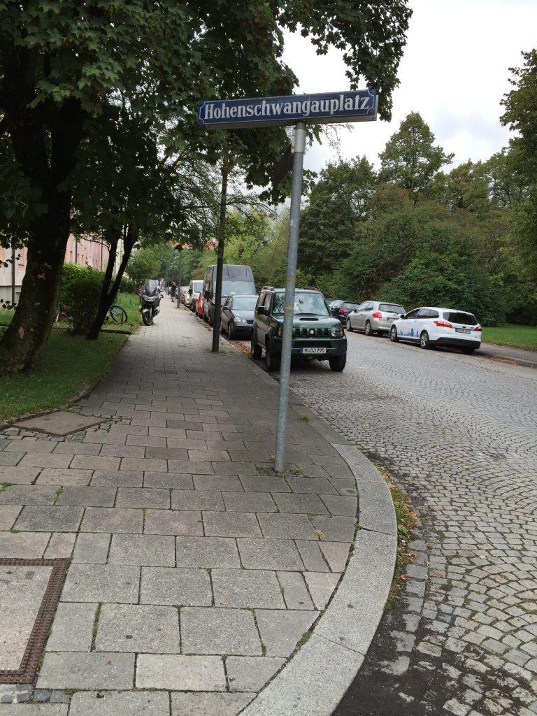 Hohenschwangauplatz