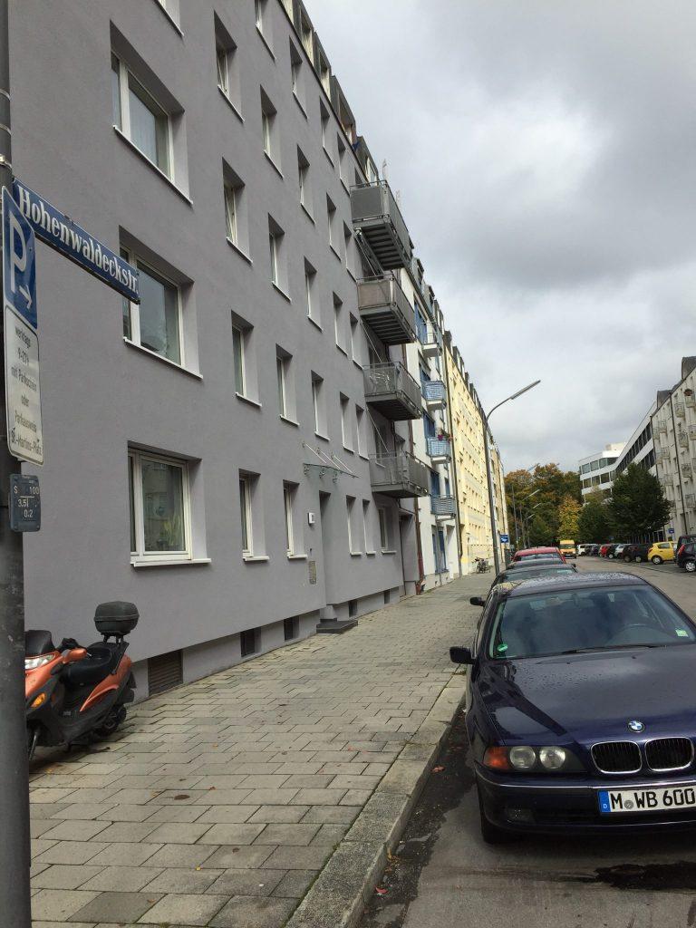 Hohenwaldeckstraße
