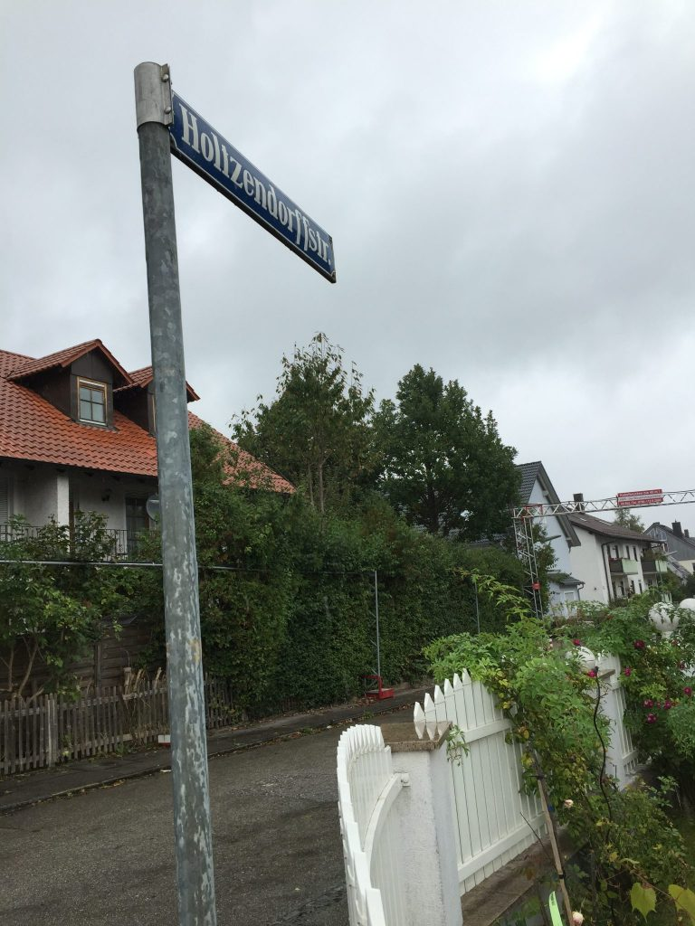 Holtzendorffstraße