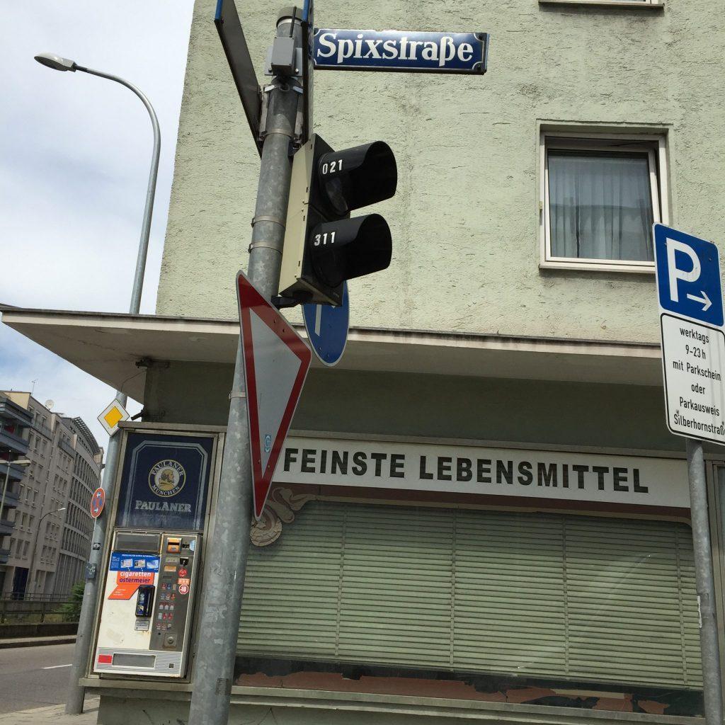 Spixstraße