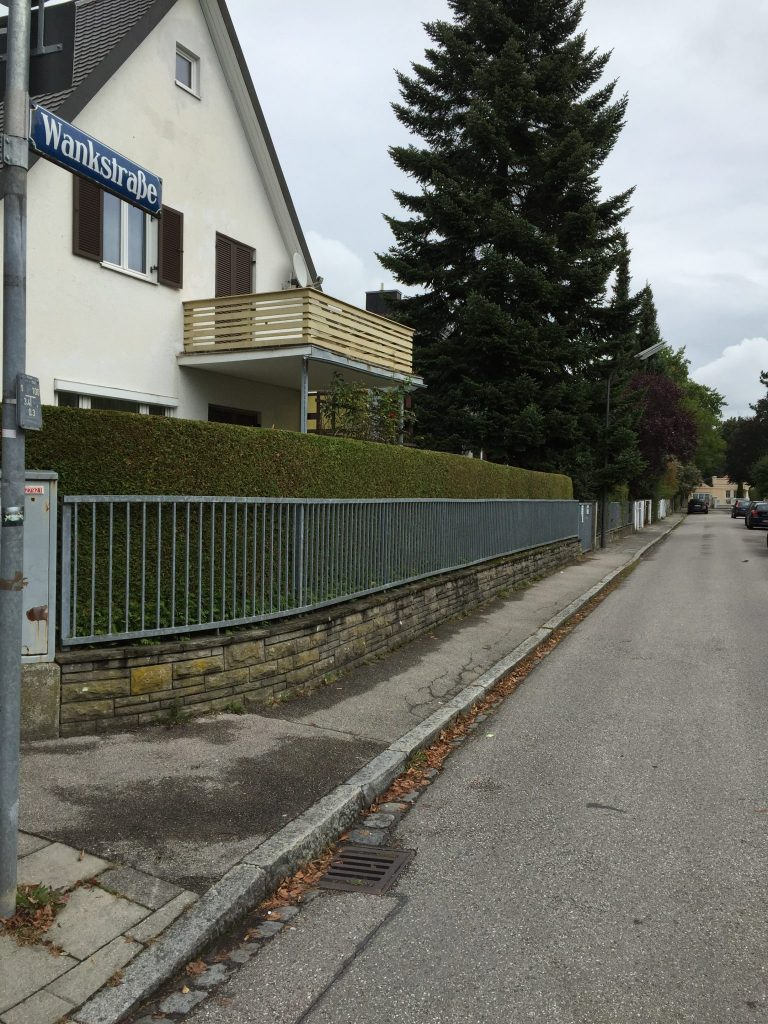 Wankstraße