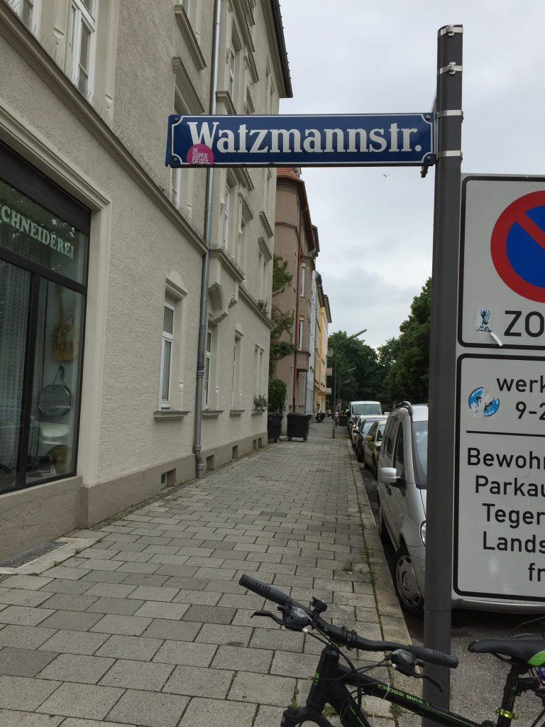 Watzmannstraße