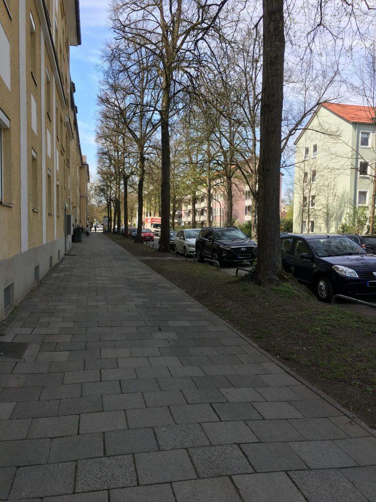 Altöttinger Straße
