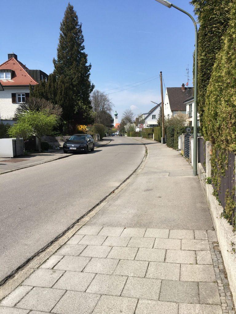 Ballaufstraße