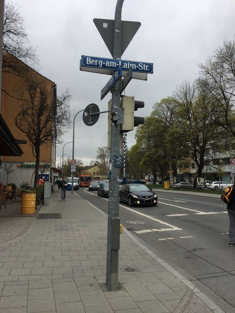 Berg-am-Laim-Straße