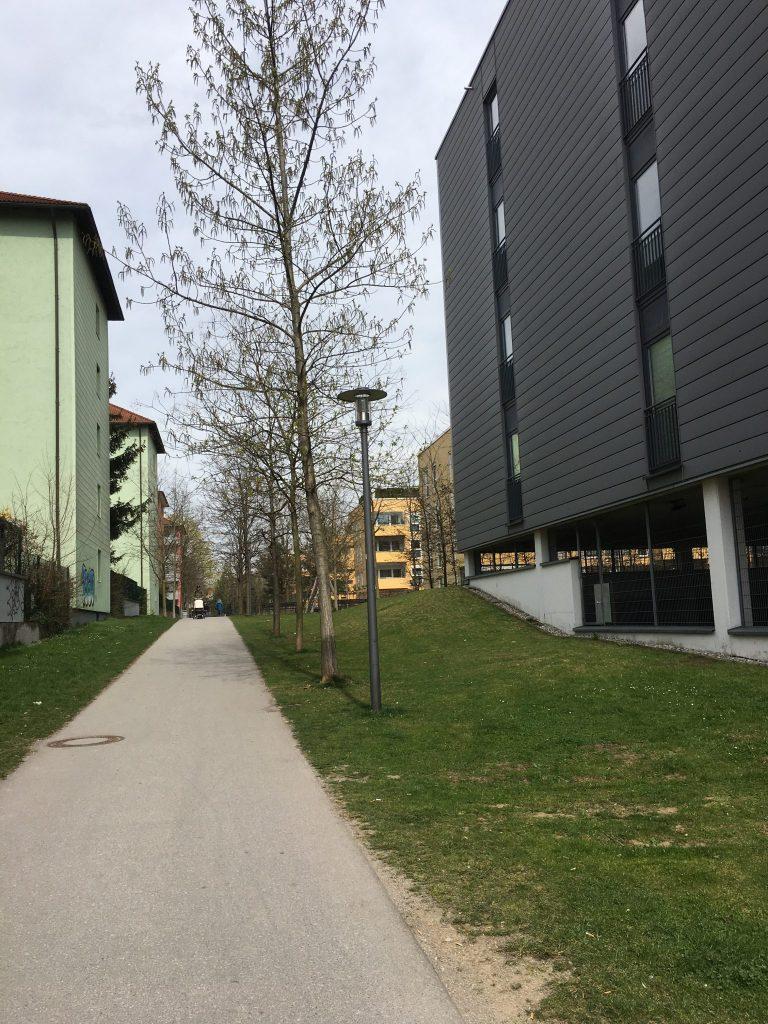 Giesinger Bahnhofsstraße