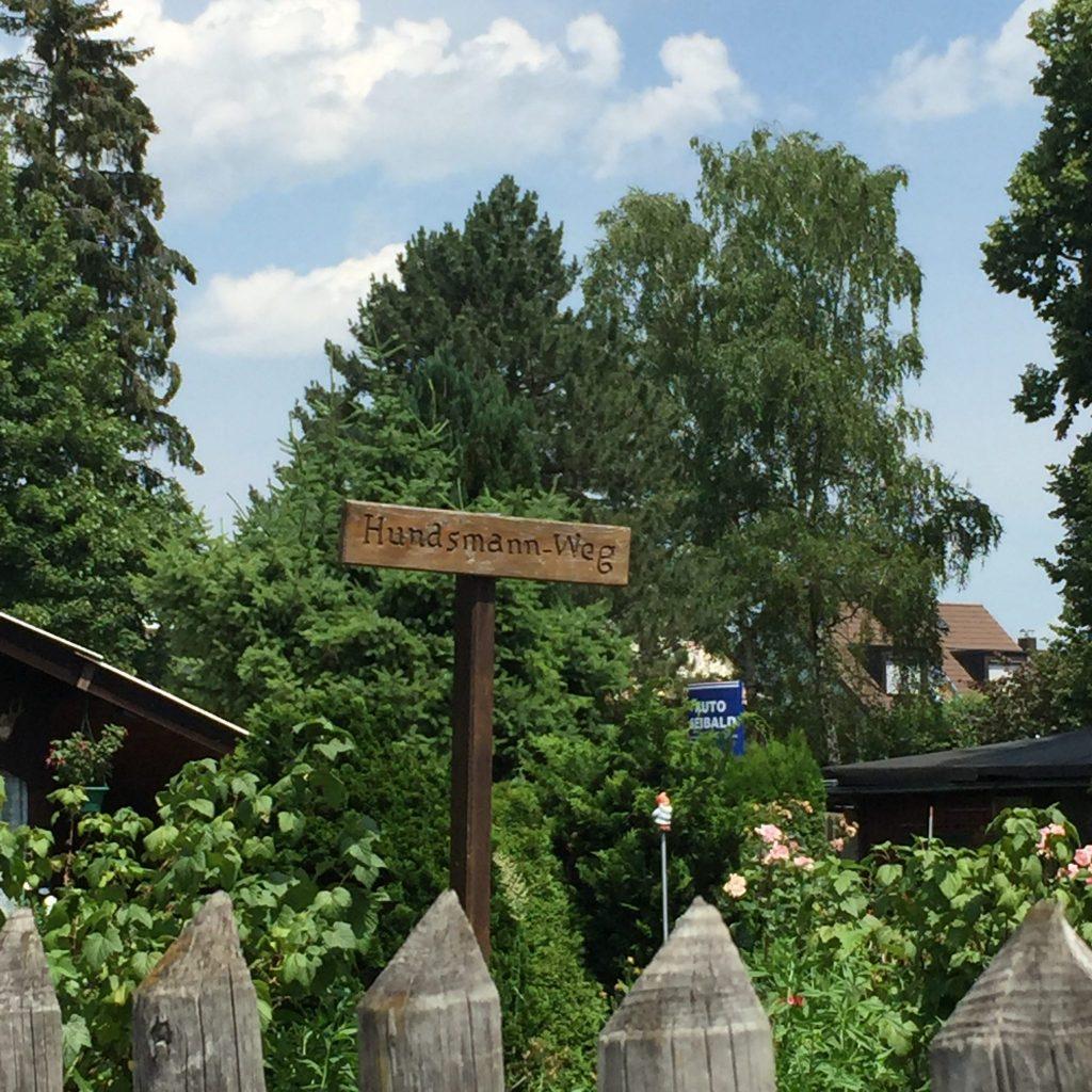 Hundsmannweg/Kiesmüllerstraße