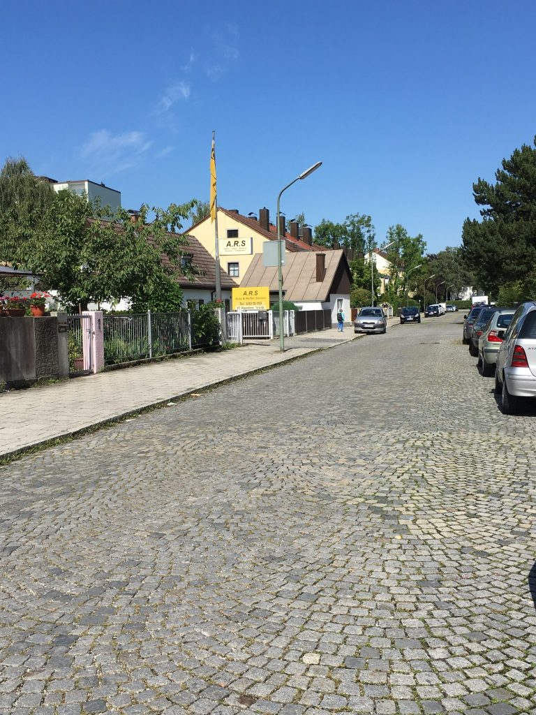 Kagerstraße