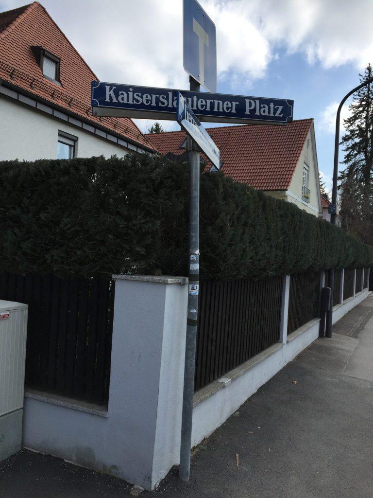 Kaiserslauterner Platz
