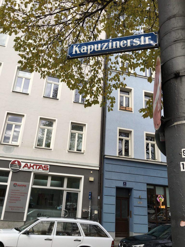 Kapuzinerstraße